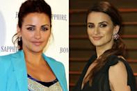 Monica Cruz – sister of Penélope Cruz: Dancer/actress Monica famously doubled for her heavily-pregnant Oscar-winning sister during filming for 'Pirates Of The Caribbean 4' (Credit: Wenn/Rex)