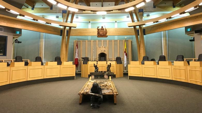 Nunavut minister questioned on efforts to bring gov't jobs to communities