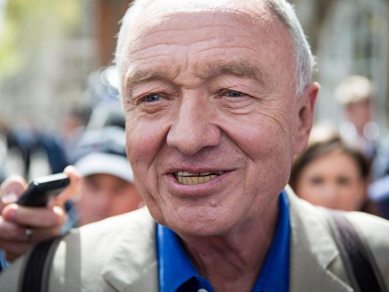 Livingstone says Labour's national constitutional committee, before whom he will appear this week, is 'like North Korea: it's literally the sort of hearing you'd expect in some dictatorship, not in a modern democracy': Getty