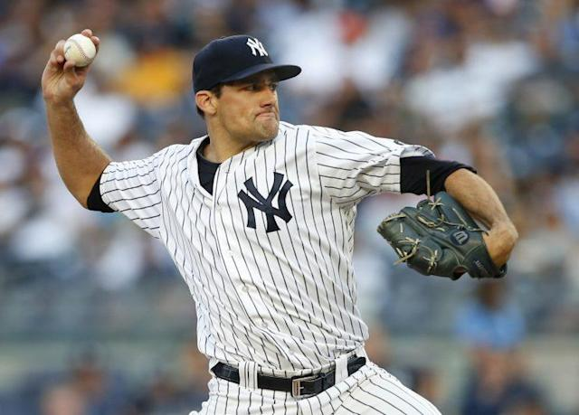 Though he's coming off an injury, a number of teams should have interest in Nathan Eovaldi. (Getty Images/Rich Schultz)