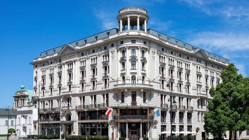 Courtesy of Hotel Bristol, A Luxury Collection Hotel, Warsaw