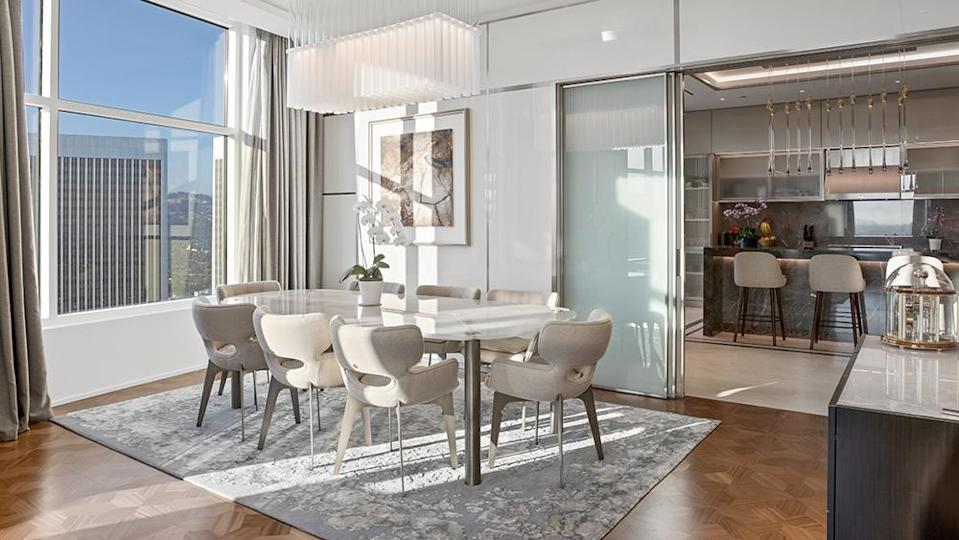 The current owner did a full redesign of the penthouse in 2016. - Credit: Photo: Anthony Barcelo/Compass