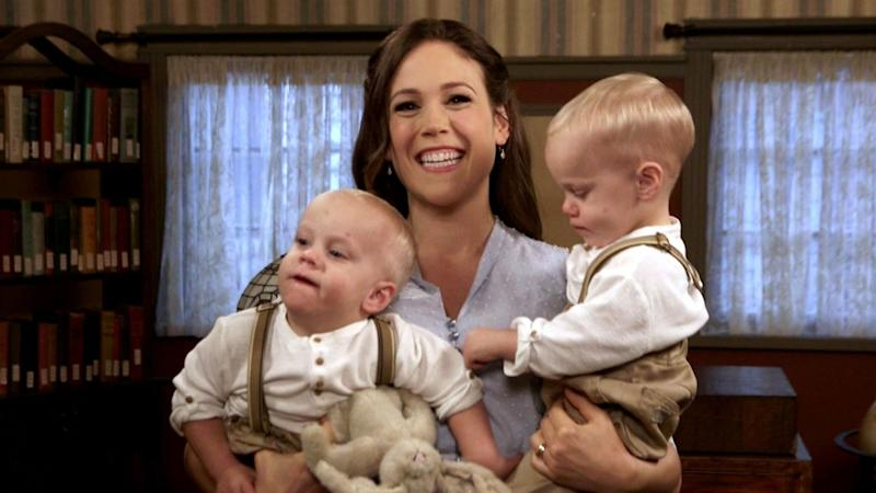 'When Calls the Heart': Meet the Twins Who Play Baby Jack During Their First Interview! (Exclusive)