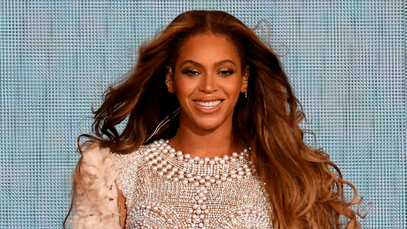 Beyonce Shares Fabulous Photos From Michael B. Jordan's 32nd Birthday Party