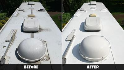 Crazy Seal Seamless RV Roofing System