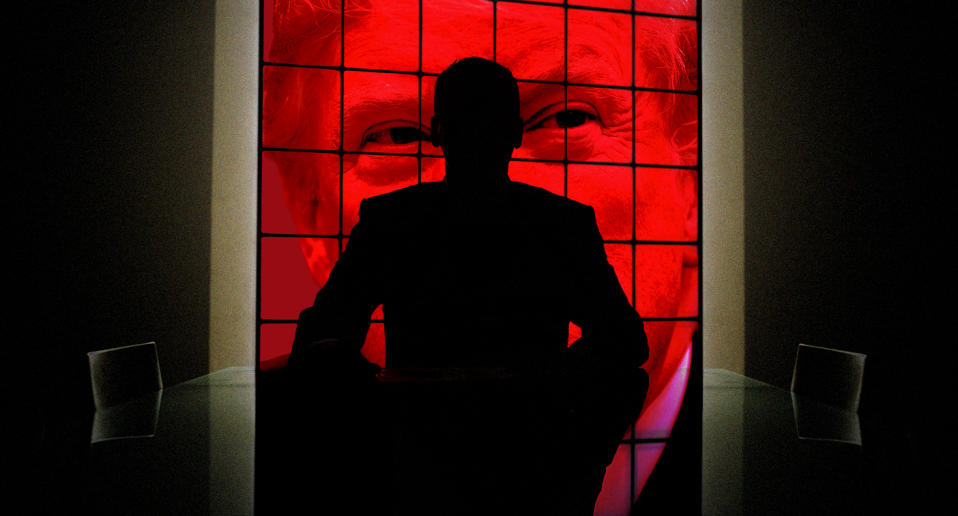 President Trump in search of the whistleblower