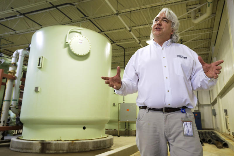Iowa copes with nitrate surge in drinking water