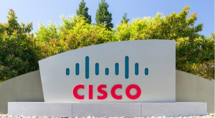 Top Dow Jones Dividend Stocks: Cisco Systems (CSCO)