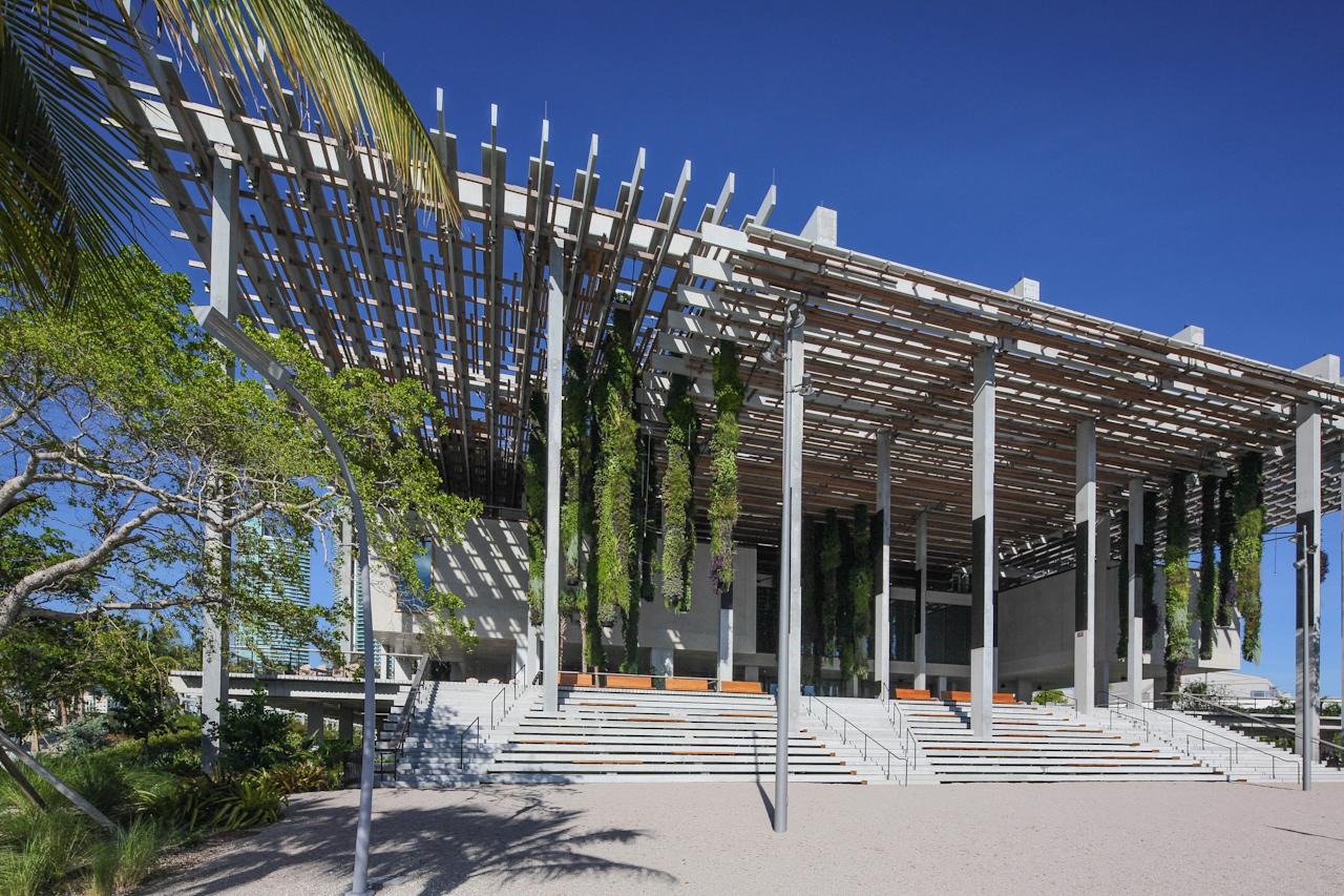 "<p><strong>Zoom out. What's this place all about?</strong><br> Though the Pérez Art Museum Miami (PAMM) has long been one of the city's most popular modern art museums, it's become an even bigger player on the Miami art scene since its relocation to the Biscayne Bayfront in 2013. As if the Herzog & de Meuron-designed building weren't impressive enough, inside the massive 200,000-square-foot museum is everything from kinetic sculptures to replica boats and an outdoor sculpture garden that has become a magnet for Instagrammers.</p> <p><strong>What can we see here?</strong><br> Time trumps medium at PAMM; as long as a piece was made during the 20th or 21st century, and conveys something about modern life in the place where it originated, it will fit right in here. So expect a lot of unexpected pieces, like Konstantin Grcic's Netscape, an installation of hanging chairs that begs visitors to grab a seat. You can also absorb some sun and culture outside at one of the museum's most important permanent collections, The Mary M. and Sash A. Spencer Sculpture Garden, which features a collection of large-scale works from the likes of Anthony Caro, Gonzálo Fonseca, and Edgar Negret.</p> <p><strong>What did you make of the crowd?</strong><br> PAMM's reputation as one of the city's best art museums precedes it, so the place is full of art lovers—and tourists who just want to check all the Miami boxes. The museum also hosts activities and workshops for kids. If you're into a decidedly more adult crowd, stop by for one of the museum's Third Thursday evening events, where you can browse the latest exhibits, drink free cocktails, and groove to live music.</p> <p><strong>Is it easy to get around?</strong><br> Expect a bit of a crowd—though they're mostly like-minded people who want to actually see the art. Just don't get grouchy if you get stuck behind a particularly slow crowd of art-gawkers and you'll be fine (and it'll all be worth it).</p> <p><strong>Any guided tours worth trying?</strong><br> Given its focus on what's new and innovative, it should hardly come as a surprise that PAMM has its own app, free to download, which offers a deeper look into what's on display. Art talks are five to 30 minutes, so stick in your ear buds and start moving.</p> <p><strong>Gift shop: obligatory, inspiring—or skip it?</strong><br> The PAMM Shop is one store you won't want to miss. Regularly cited as the city's best museum gift shop, it's full of one-of-a-kind artwork and fun trinkets, including custom-made glass jewelry, art-covered scarves (we love the Basquiat one), and a small-scale replica of the building itself.</p> <p><strong>What if we get hungry?</strong><br> There's Cucuyo, a 3D-printed stainless steel structure that's one part art and one part outdoor snack bar (with soups, salads, and sandwiches, plus a coffee bar, beer, wine, cocktails, and kombucha, all of which can be enjoyed outside). There's also <a href=""https://www.cntraveler.com/restaurants/miami/verde?mbid=synd_yahoo_rss"">Verde</a>, a waterfront restaurant with both indoor and outdoor seating that's become a destination unto itself because of its spot on the Biscayne Bay. Try the shrimp tacos, butternut squash and fig pizza, mussels with chorizo, or a juicy, bacon-topped burger while gazing out at the Bayfront.</p> <p><strong>Any advice for the time- or attention-challenged?</strong><br> It would be easy to get lost for an entire day at PAMM and still want to come back for more. But if time's tight, we'd recommend heading straight for the current exhibition that focuses on your favorite medium (be it painting or filmmaking), making a quick beeline for the sculpture garden, then hitting up the gift shop before leaving.</p>"