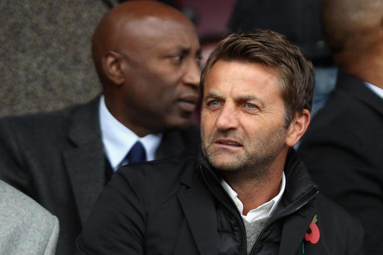 Former Tottenham manager Tim Sherwood leaves Swindon Town director of football role