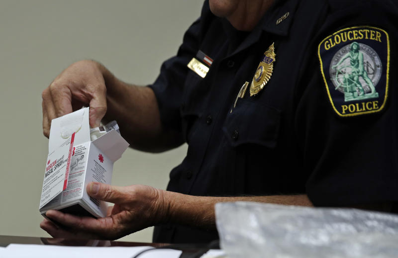 There's debate over whether or not drug addiction should be criminalized. (Photo: AP Photo/Charles Krupa)