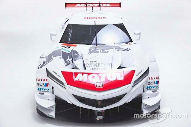 """#16 MUGEN NSX-GT test version with <span class=""""copyright"""">Red Bull Photofiles</span>"""