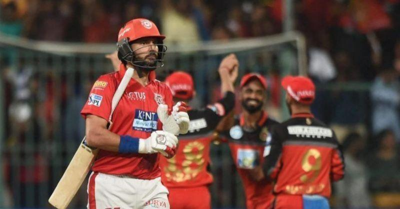 RCB might be in for Yuvraj