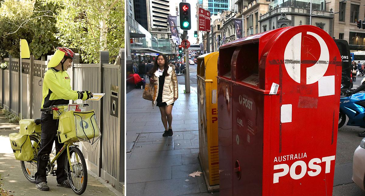 AusPost's drastic Christmas move after lockdown delays