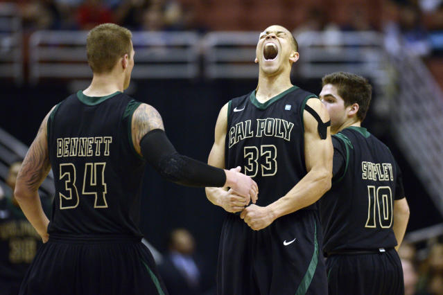Ticket Punched: 13-19 Cal Poly knocks off Cal State Northridge to clinch first tourney berth in school history