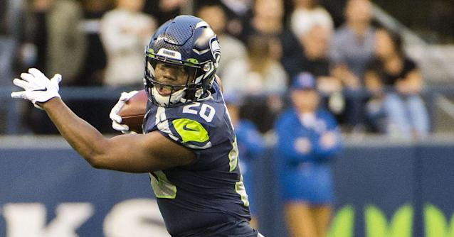 Let's talk a little more about Seahawks RB Rashaad Penny