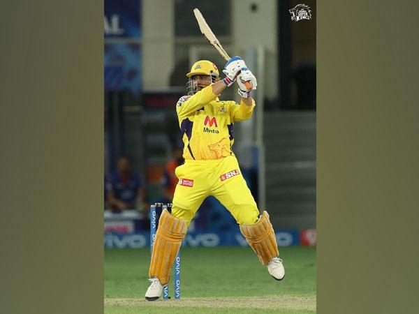 MS Dhoni (Image: CSK's Twitter)
