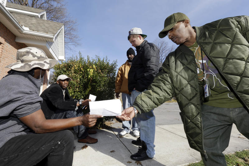 AP: Workers say charity gave little money to vets