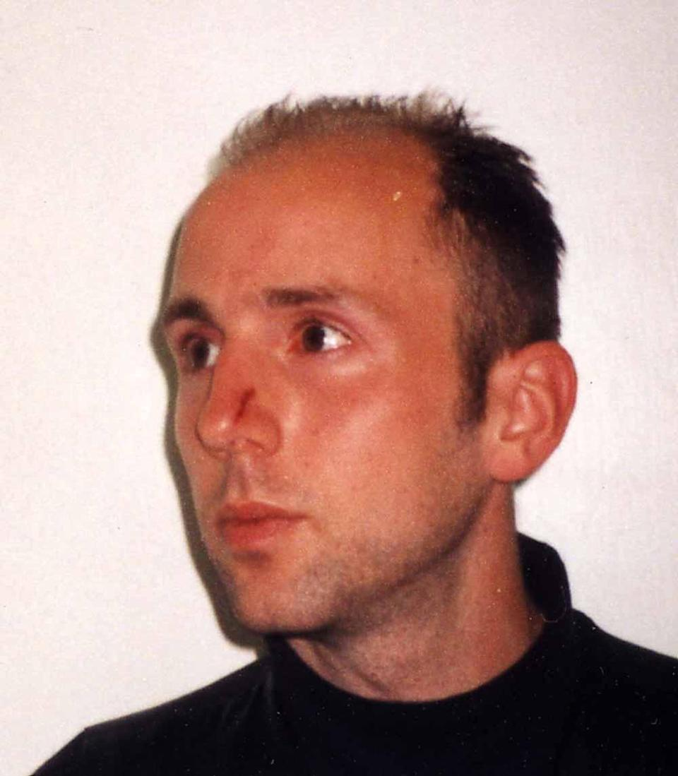 Nicholas Burton was convicted of the murder of Rachel McGrath in 1997. PA REAL LIFE/GREATER MANCHESTER POLICE