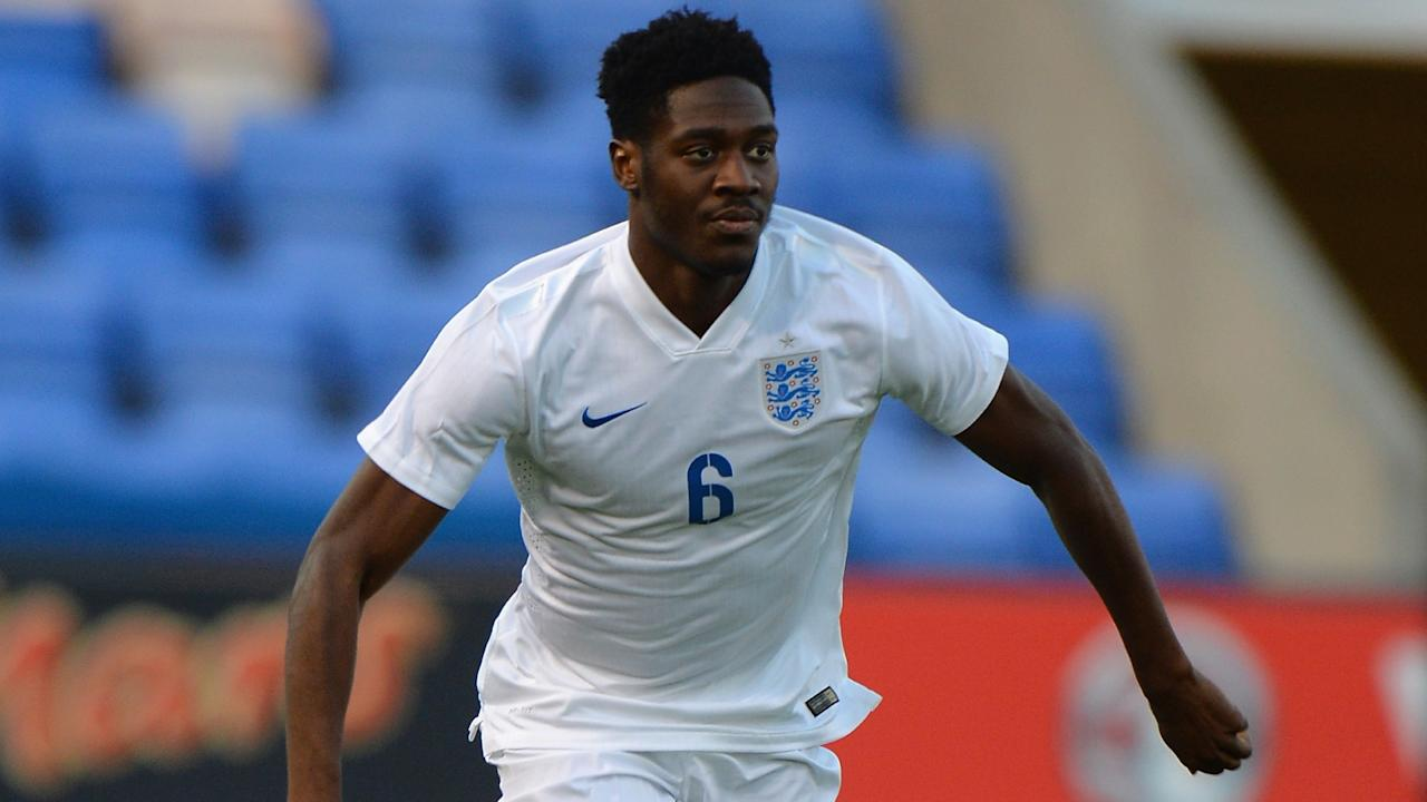 The Blues full-back is wanted by the country of his parents' birth and watched the 1-1 draw with Senegal at Barnet