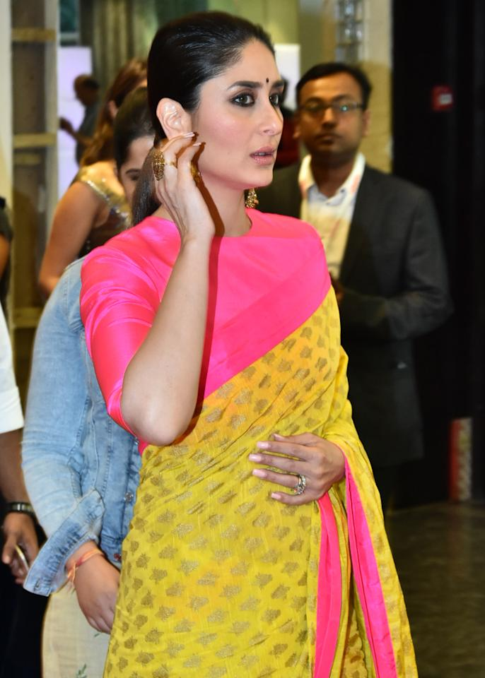 <p>Kareena Kapoor Khan and Akshay Kumar named 'Maharastrian of the Year 2018'. </p>