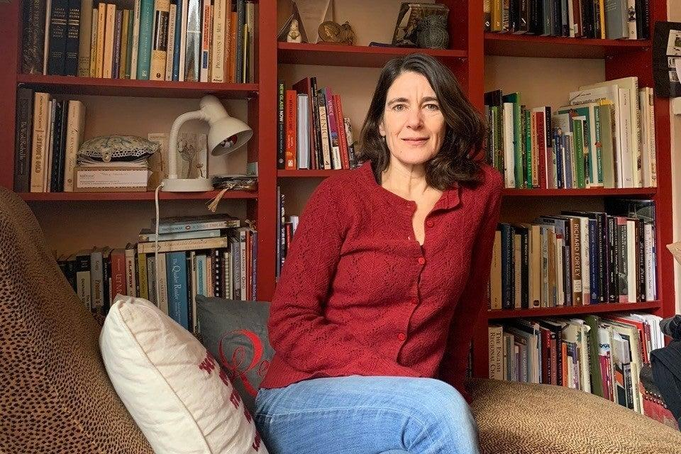 Crowded house: Esther FreudEsther Freud