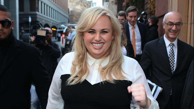 REBEL WILSON COURT