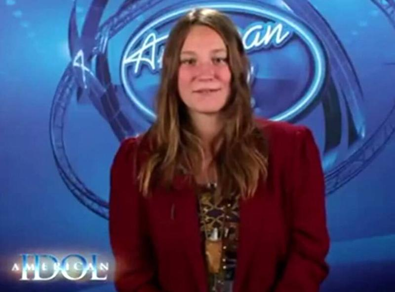 Haley Smith appears on a 2012 episode of 'American Idol.' (Photo: American Idol)