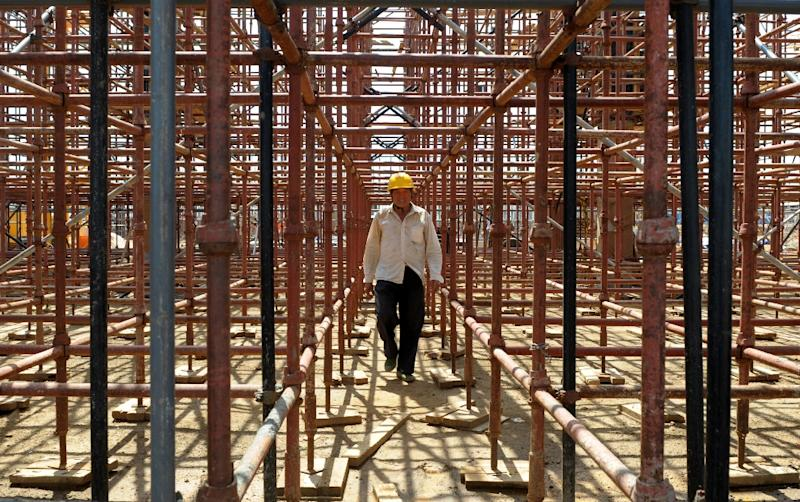 The Sri Lankan construction sector is experiencing a boom since the end of the island's ethnic war in 2009