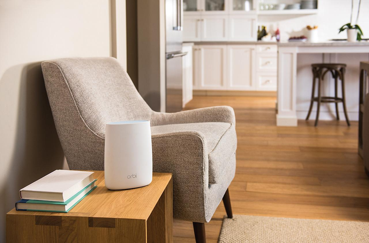 It's 2016, and you shouldn't have to deal with Wi-Fi dead zones in your home anymore. Netgear agrees, and the company best known for its routers is now taking a new approach to Wi-Fi. Meet the Orbi.