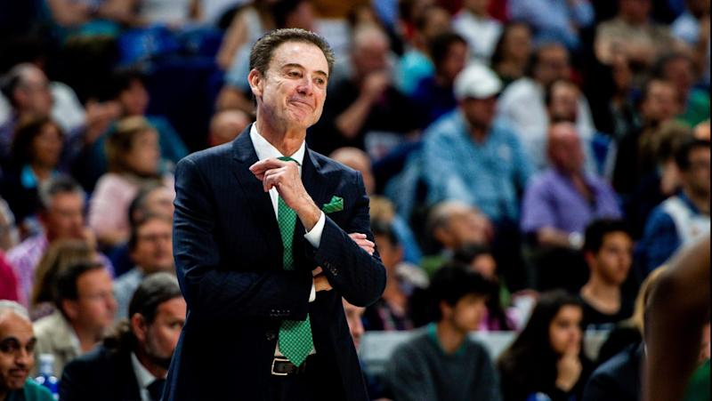 Iona hires Rick Pitino as next head coach