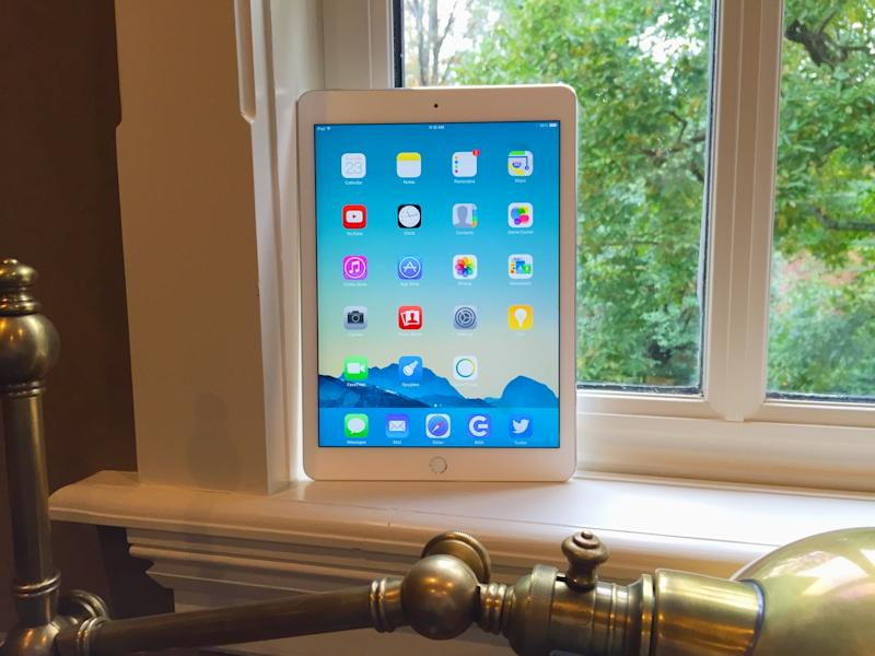 Hardcore Android fan explains why the iPad Air 2 beats out every other Android tablet