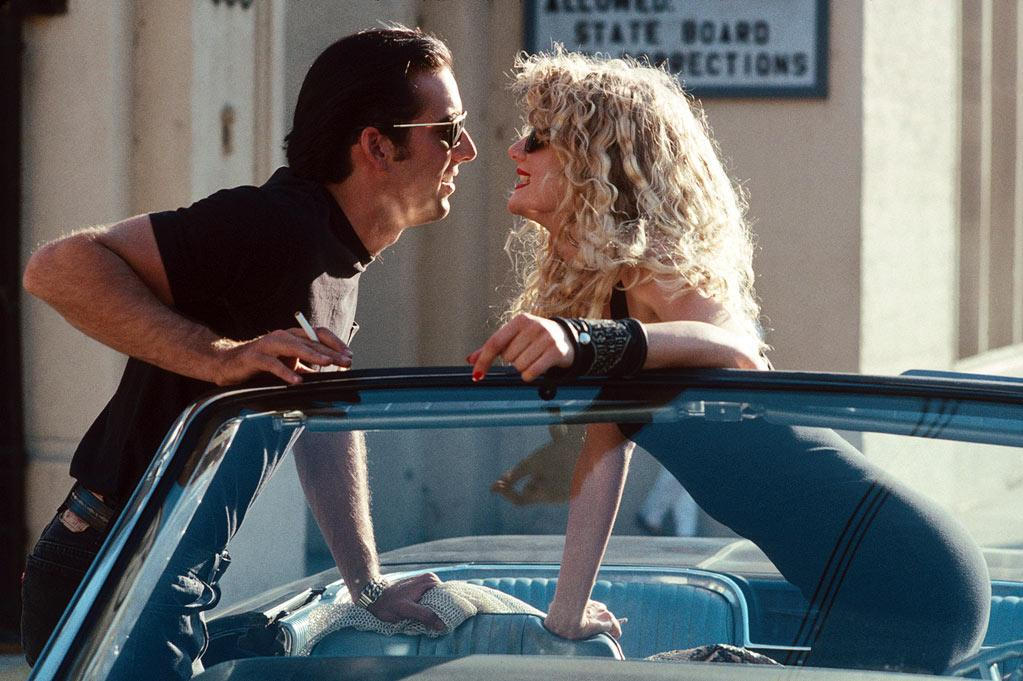 """<a href=""""http://movies.yahoo.com/movie/1800143649/info"""">WILD AT HEART</a>   Starting Point: Prison   Ending Point: Big Tuna, Texas   Goal: A vague notion to go to California (Does every road movie end in California?)   Snags: Killer gangsters, the Wicked Witch of the West, a great deal of general weirdness."""