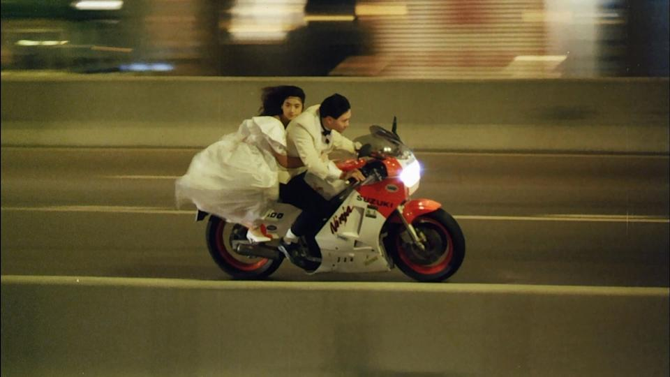 A Moment of Romance (1990) directed by Benny Chan