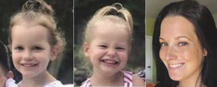 Colorado man Chris Watts charged with murdering pregnant wife and two daughters