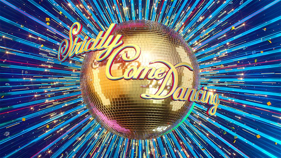 'Strictly' returns for the 2021 launch show. (BBC)