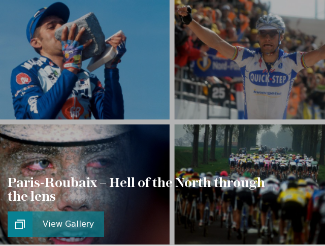 Paris-Roubaix – Hell of the North through the lens