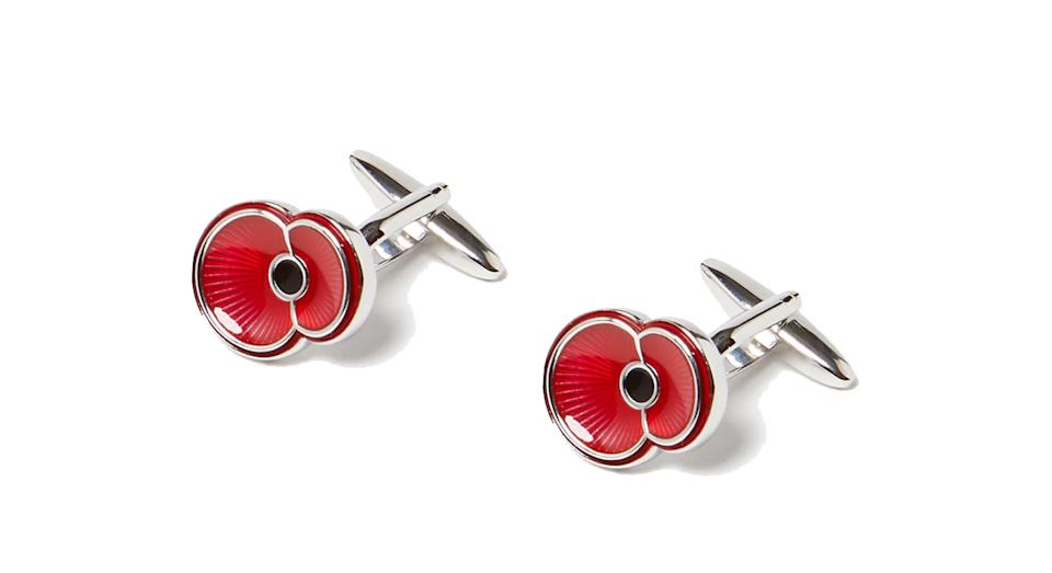 Poppy Collection Poppy Cufflinks