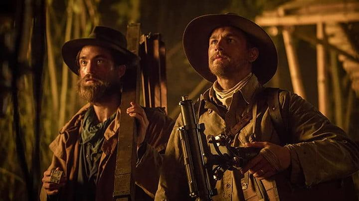 Frame de la película The Lost City of Z (2016)