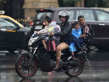 IMD predicts heavy rainfall in parts of UP, Coastal Karnataka and Himachal Pradesh today, northeastern states may also witness showers
