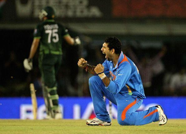 Yuvraj Singh was at his best during the 2011 edition of the World Cup