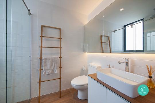 9 Hdb Bathroom Makeovers For Every Budget