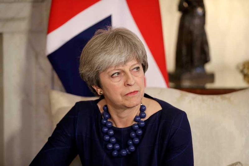 Theresa May Says She Will Step Down as Prime Minister if Parliament Backs Her Brexit Deal