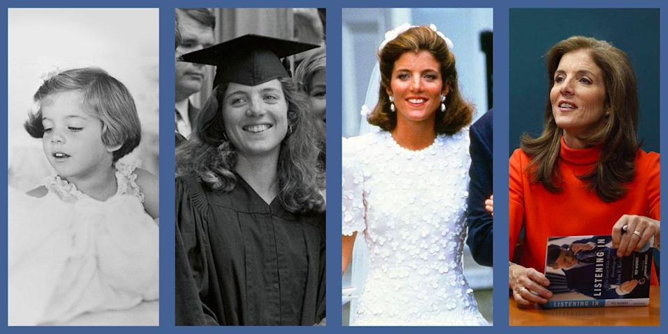 <p>You don't need us to tell you that there's something special about American royalty Caroline Kennedy. Let's start with her origin story, the daughter of the legendary John F. Kennedy and inimitable Jacqueline Kennedy Onassis. When she was born, her father was a senator from Massachusetts; by the time she was three, the family was living in the White House. She famously endured an almost unimaginable series of family tragedies—an assassination, and another, her mother's death at just 64, and the early death of her younger brother, John F. Kennedy Jr. And yet, Caroline forged a life of meaning, value, and joy, becoming a storied author, attorney, and ambassador. Revisit the highlights from Caroline's extraordinary life in pictures.</p>