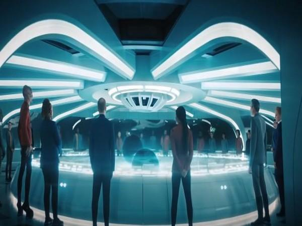 A still from 'Star Trek: Discovery' Season 4 trailer (Image Source: YouTube)