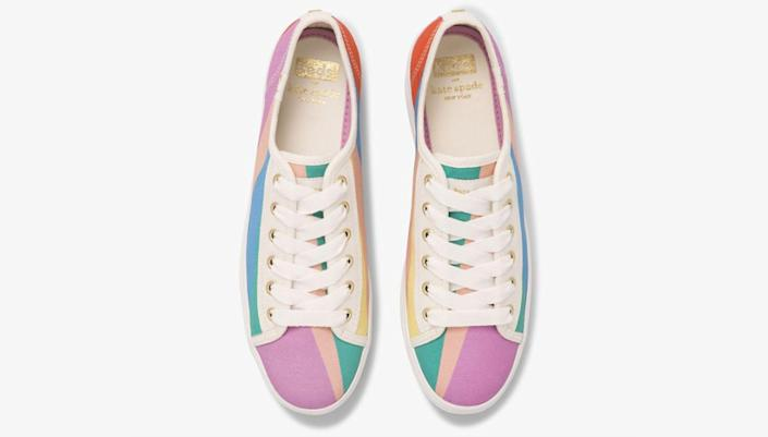 You can score an extra 30% off sale styles at Keds right now.