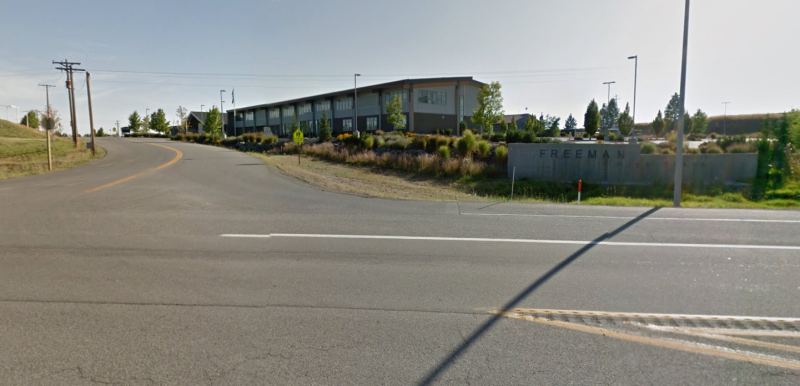 One Person Killed in Shooting at Washington High School