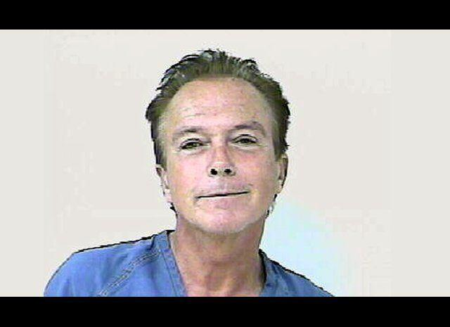 """The former """"Partridge Family"""" star wasn't singing a pretty tune when he was arrested on suspicion of DUI November 3, 2010 in Florida."""