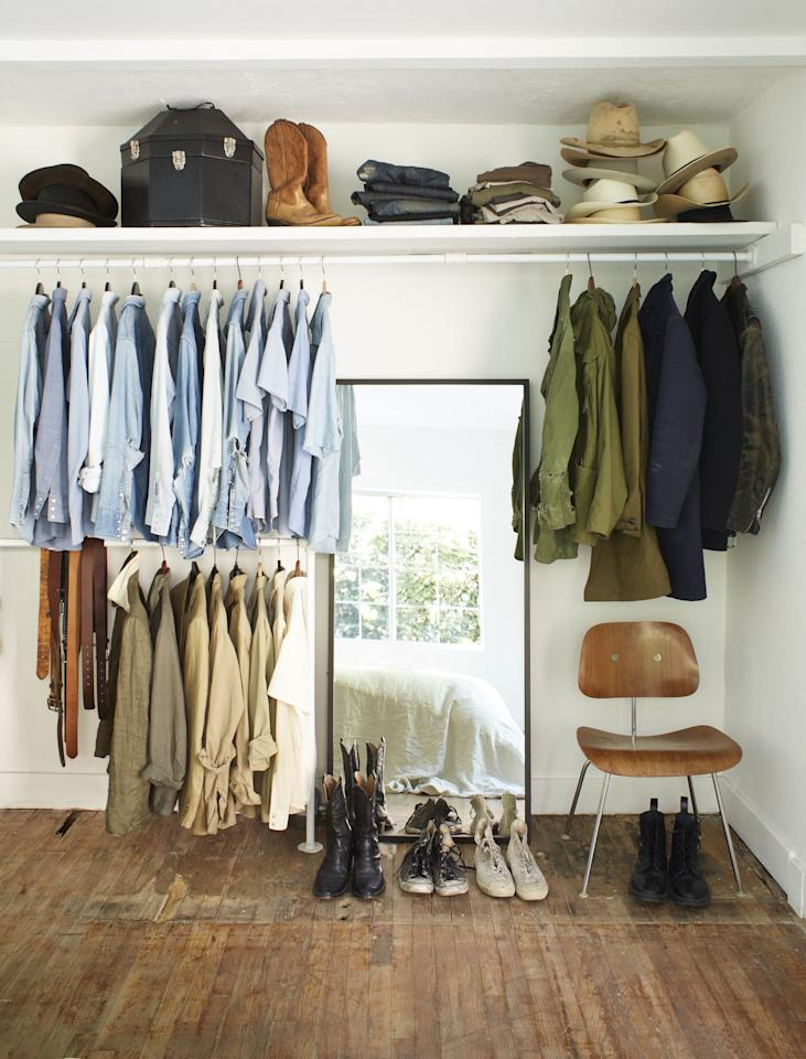 """<p>A <a href=""""https://www.housebeautiful.com/lifestyle/organizing-tips/g2376/storage-tricks-small-closet/"""" target=""""_blank"""">clean, organized closet</a> is simply the best: It streamlines your <a href=""""https://www.housebeautiful.com/lifestyle/fun-at-home/a26950790/research-making-bed-productive/"""" target=""""_blank"""">morning routine</a>, and all that extra space gives you an excuse to expand your wardrobe (or at least reimagine it with new combinations now that you can actually see everything clearly). If you want to make the most of your space, try some of these <a href=""""https://www.housebeautiful.com/lifestyle/organizing-tips/g25647641/walk-in-closet-ideas/"""" target=""""_blank"""">closet</a> organization and storage ideas. We came up with thirty, so there's something for every style and budget. </p>"""