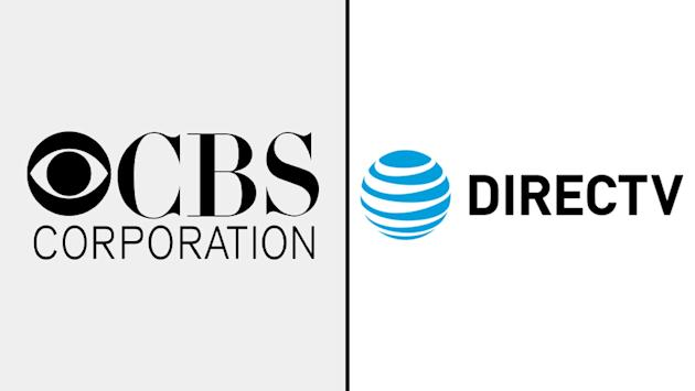 CBS is blacked out on DirecTV and other AT&T systems